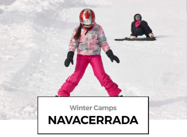 Winter Camps Navacerrada