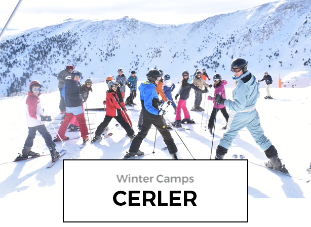 Winter Camps Cerler