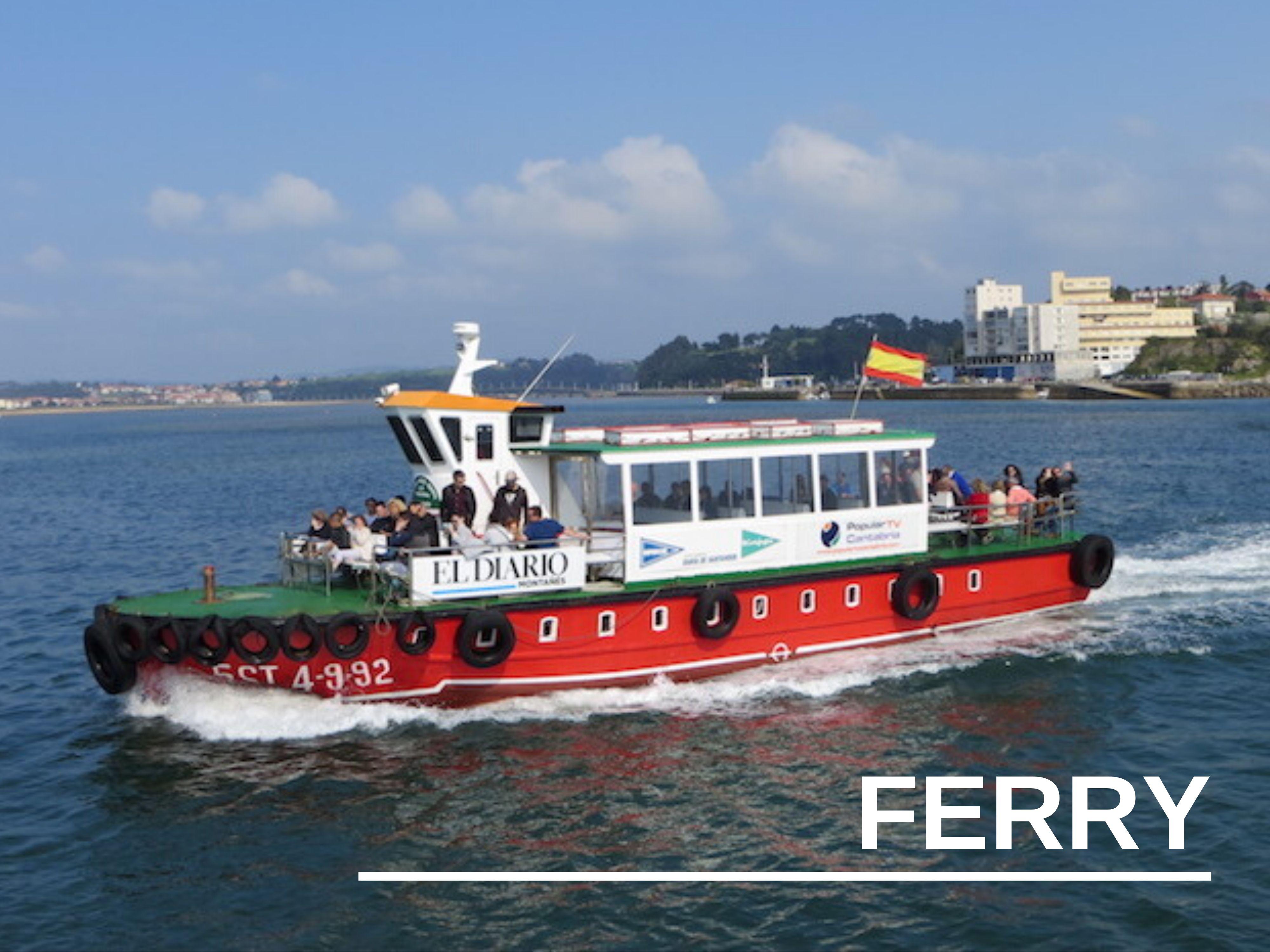 Ferry Somo