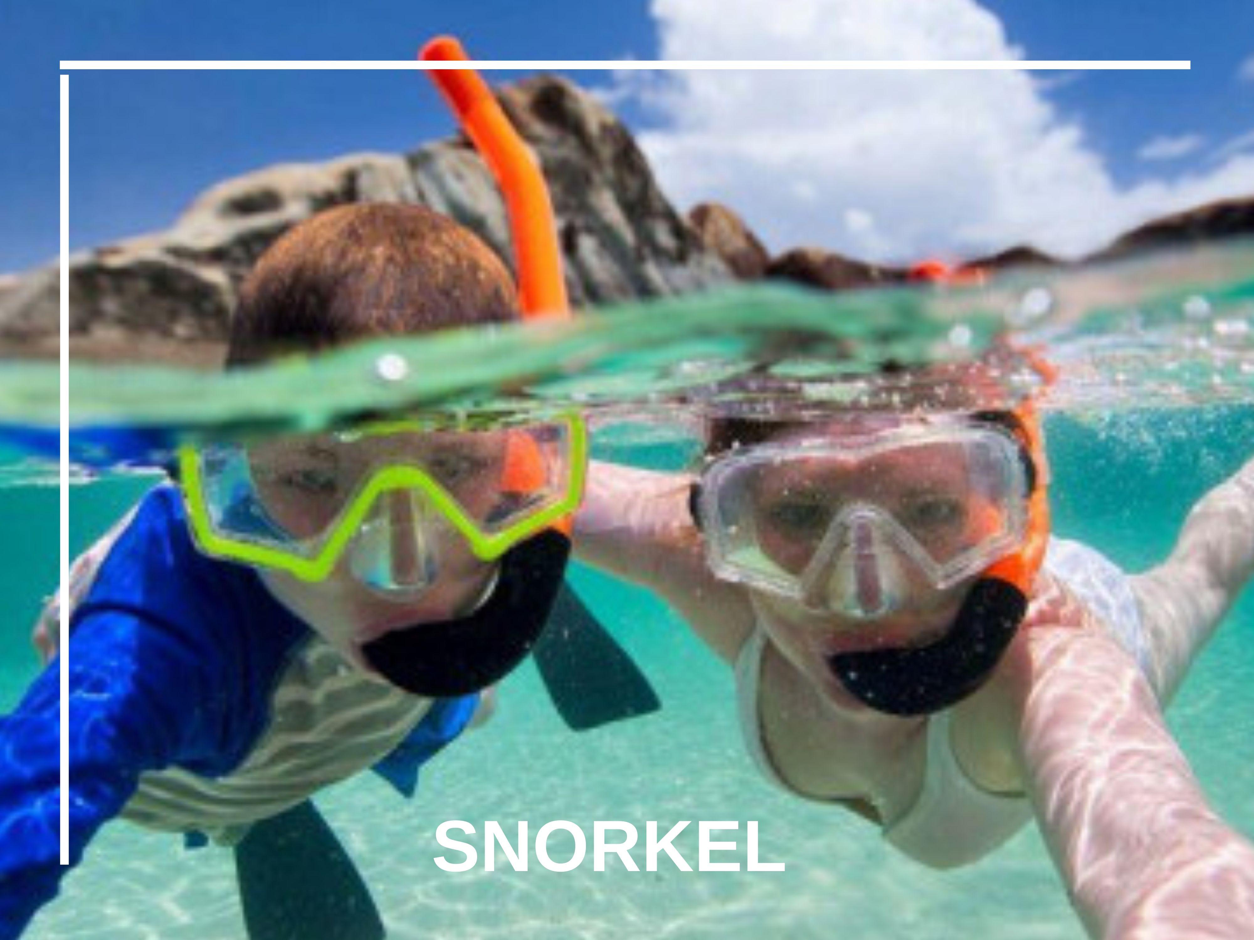 Snorkel Somo