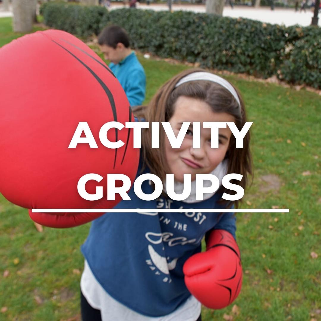 actividades de grupo