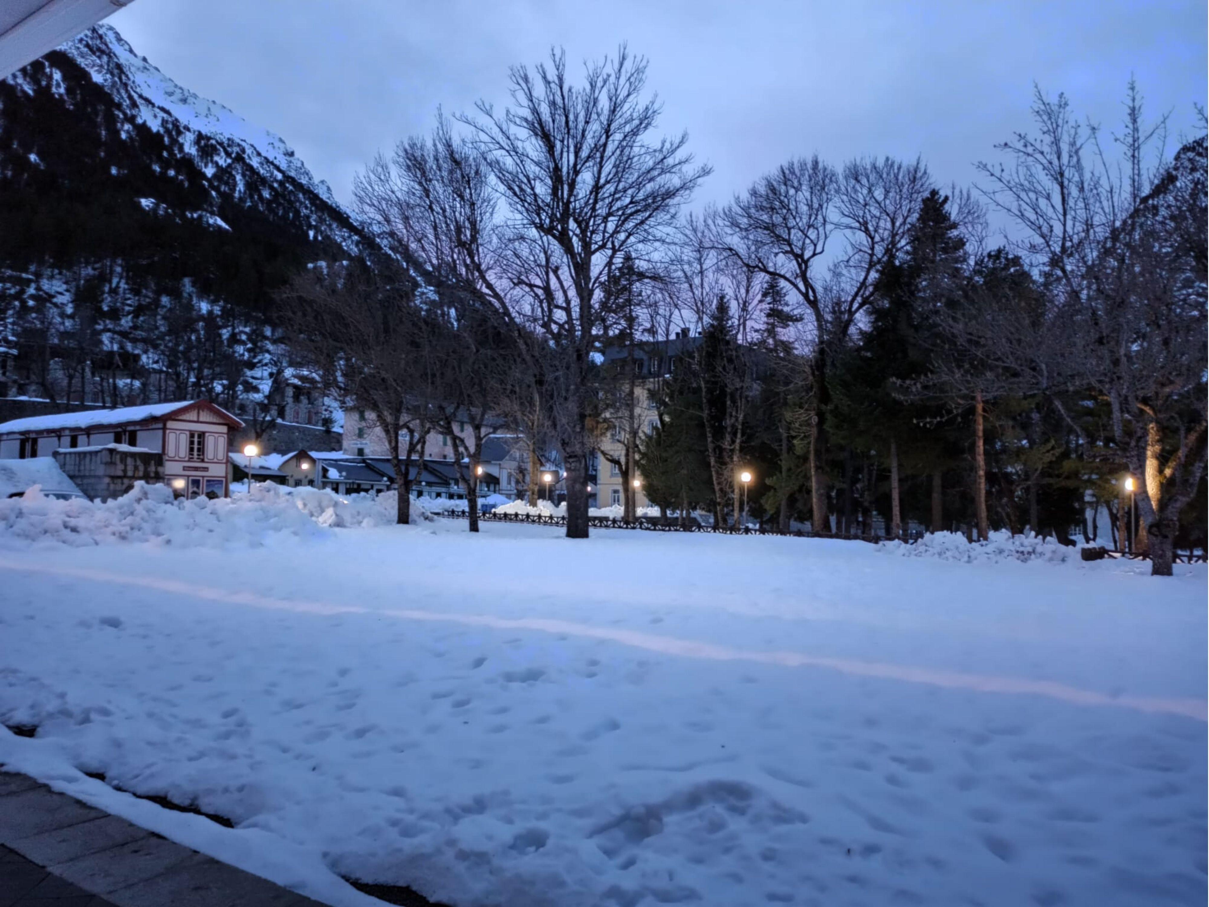 Winter camp Panticosa
